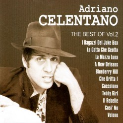 Adriano Celentano - The Best Of vol. 2 [ CD ]